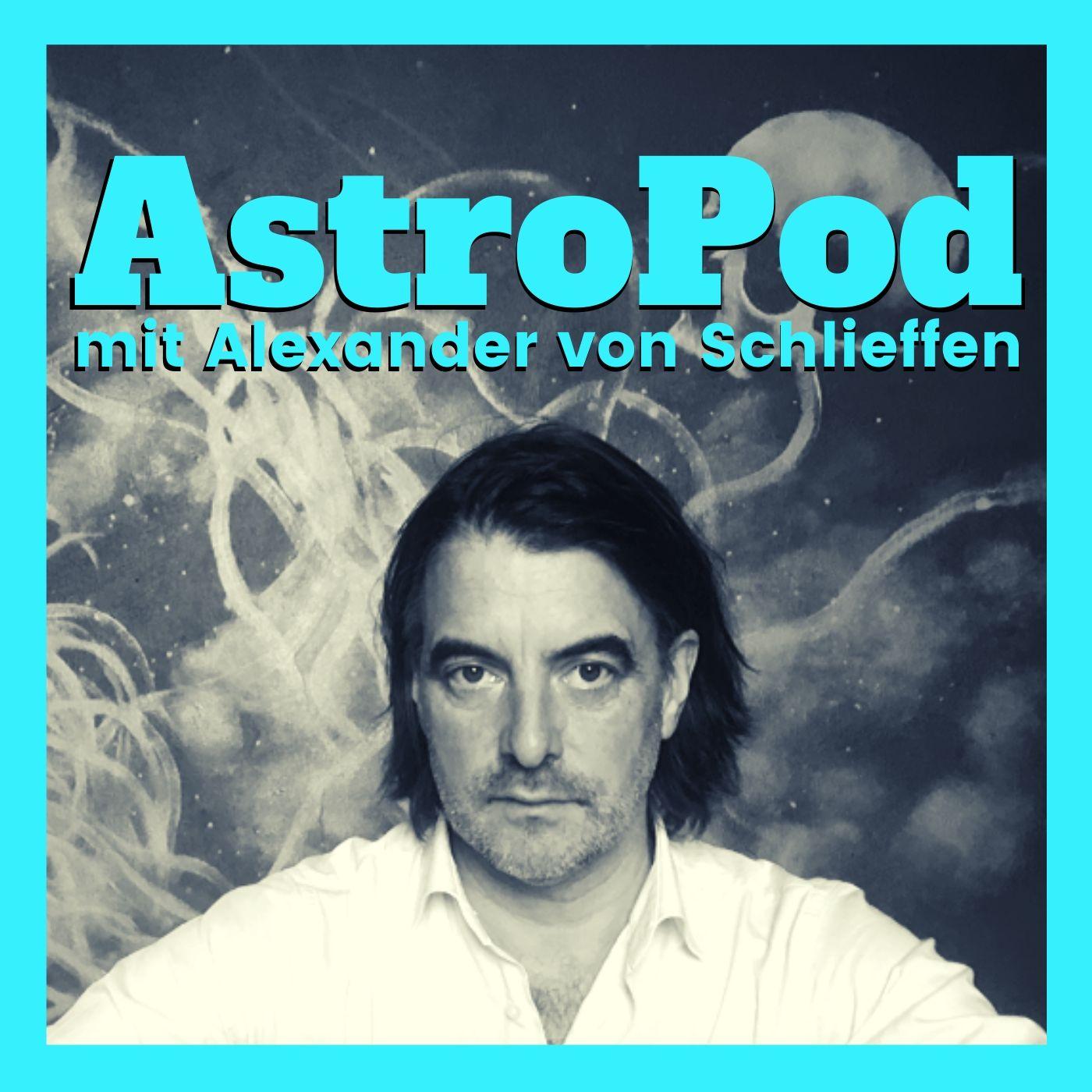 Astropod, Sterne, Alexander von Schlieffen
